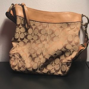Coach Large Crossbody